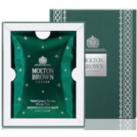 Molton Brown Fabled Juniper Berries and Lapp Pine Snowflake Bath Salts 180g
