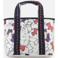 Radley Womens Speckle Dog Small Grab - Natural