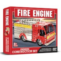 Fire Engine Premium Construction Set - Construction Gifts