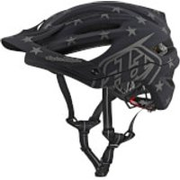 Troy Lee Designs A2 MIPS Superstar MTB Helmet - Black - M-L/57-60cm - Black