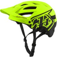 Troy Lee Designs A1 MIPS Classic MTB Helmet - Yellow - M-L/57-60cm - Yellow