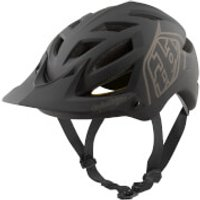 Troy Lee Designs A1 MIPS Classic MTB Helmet - Black - XL-XXL/60-63cm - Black