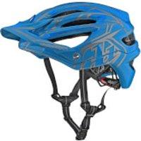 Troy Lee Designs A2 MIPS Pinstripe 2 MTB Helmet - Ocean - M-L/57-60cm - Ocean