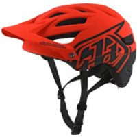 Troy Lee Designs A1 MIPS Classic MTB Helmet - Orange - XL-XXL/60-63cm - Orange