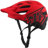 Troy Lee Designs A1 MIPS Classic MTB Helmet - Red - XL-XXL/60-63cm - Red