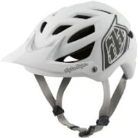 Troy Lee Designs A1 MIPS Classic MTB Helmet - White - S/54-57cm - White