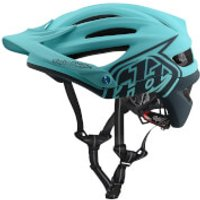 Troy Lee Designs A2 MIPS Decoy MTB Helmet - Aqua - XL-XXL/60-63cm - Aqua