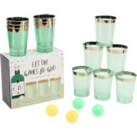 Gin Pong Drinking Game - Drinking Game Gifts