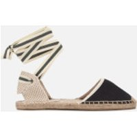 Soludos Soludos Women's Classic Espadrille Sandals - Black - UK 8/US 11 - Black