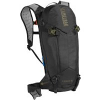 Camelbak TORO Protector Hydration Backpack 8 Litres - Dry Black/Burnt Olive