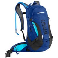 Camelbak Mule Low Rider Hydration Backpack 15 Litres - Marine Blue/Lake Blue