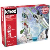 KNEX Thrill Rides Lunar Launch Roller Coaster Building Set (51425)