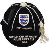 Sir Geoff Hurst Signed 66' England Cap