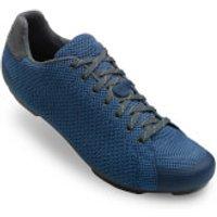 Giro Republic R Road Cycling Shoes - Midnight/Blue Heather - EU 38/UK 5 - Blue