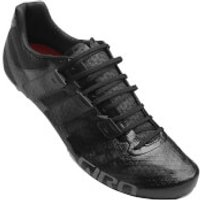 Giro Prolight Techlace Road Cycling Shoes - Black - EU 45/UK 10 - Black