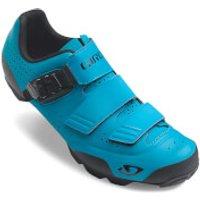 Giro Privateer R MTB Cycling Shoes - Blue Jewel - EU 45/UK 10 - Blue