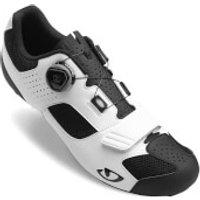 Giro Trans Boa Road Cycling Shoes - White/Black - EU 43/UK 8.5 - White