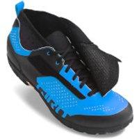 Giro Terraduro Mid MTB Cycling Shoes - Blue Jewel - EU 43/UK 8.5 - Blue
