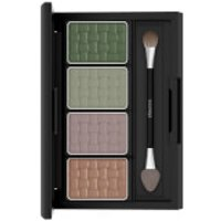 doucce Freematic Eyeshadow Quad - Kiss the Frog 1.4g
