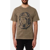 Billionaire Boys Club Mens Overdye Astro T-Shirt - Overdye Taupe - L - Green
