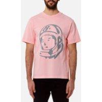 Billionaire Boys Club Mens Overdye Astro T-Shirt - Overdye Pink - S - Pink