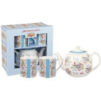 Caravan Trail Hippie Floral Tea For Two Gift Set - Caravan Gifts