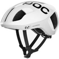 POC Ventral SPIN Helmet - S/50-56cm - Hydrogen White Raceday