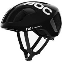 POC Ventral SPIN Helmet - M/54-60cm - Uranium Black Raceday