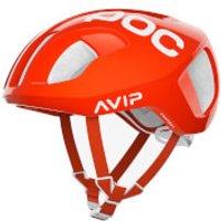POC Ventral SPIN Helmet - L/56-62cm - Zink Orange AVIP