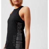 Reebok Womens CrossFit Activchill Tank Top - Black - L - Black