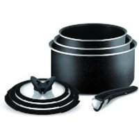 Tefal Ingenio 7 Piece Saucepan Set
