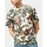 Billionaire Boys Club Mens Floral All Over Print T-Shirt - Floral - L - Multi