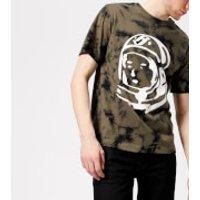 Billionaire Boys Club Mens Bleached Logo T-Shirt - Black Bleached - XL - Black
