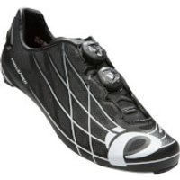 Pearl Izumi Pro Leader III Road Shoes - EU 45 - Black/White