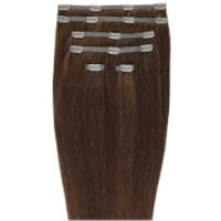 Beauty Works 18 Double Hair Set Clip-in Extensions - Chocolate 4/6