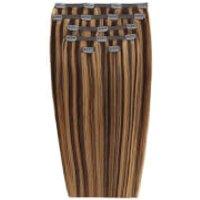 Extensiones dobles de clip 45cm de Beauty Works - Blondette 4/27