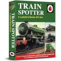 Ladybird Train Spotter Gift Set - Train Gifts