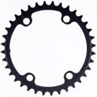 Rotor Round Shimano ALDHU Inner Chainring - 110 x 4 BCD - 39T - Black