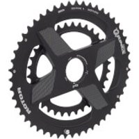 Rotor ALDHU Direct Mount Q Chainring - 110 BCD - 53/39T - Black