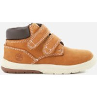 Timberland Toddlers' Toddle Tracks H&L Boots - Wheat - UK 5 Toddler - Tan