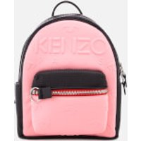 KENZO Women's Kanvas Backpack - Flamingo Pink