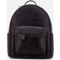 KENZO Women's Kanvas Backpack - Black