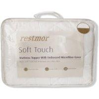 Restmor Luxury Mattress Topper - Single