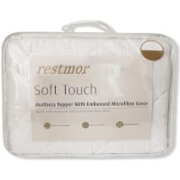 Restmor Luxury Mattress Topper - Single