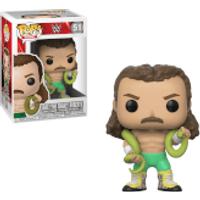 WWE Jake the Snake Pop! Vinyl Figure - Wwe Gifts