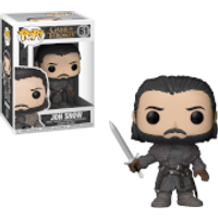 Game of Thrones Jon Snow (Beyond the Wall) Pop! Vinyl Figure - Game Of Thrones Gifts
