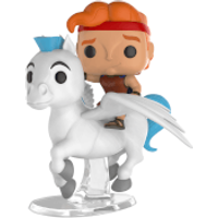 Disney Hercules And Pegasus Pop! Vinyl Ride