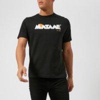 Montane Mens 1993 Short Sleeve T-Shirt - Black/White - S - Black