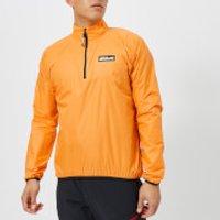 Montane Mens Featherlite Limited Edition Smock Jacket - Mango/Black - L - Yellow