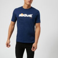 Montane Men's 1993 Short Sleeve T-Shirt - Antarctic Blue - XXL - Blue